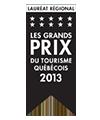 Les grands prix du tourisme québécois 2013