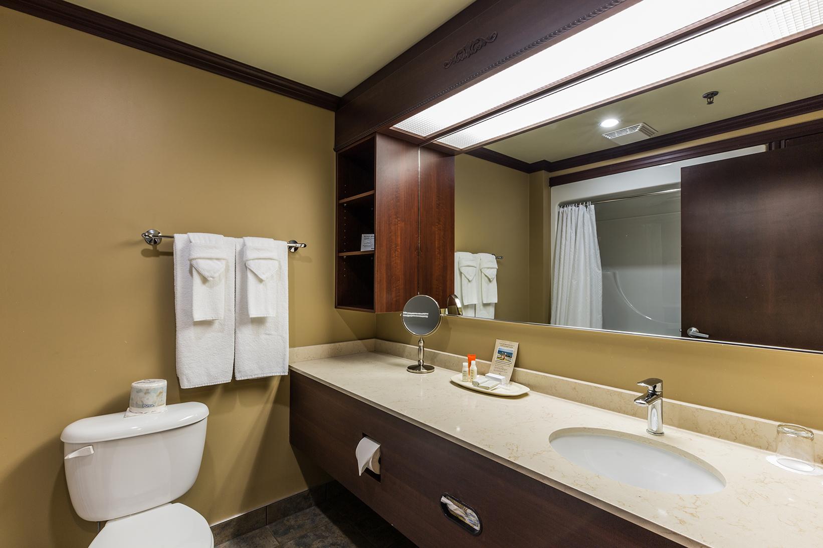 Suite avec salon | Hôtel Rimouski