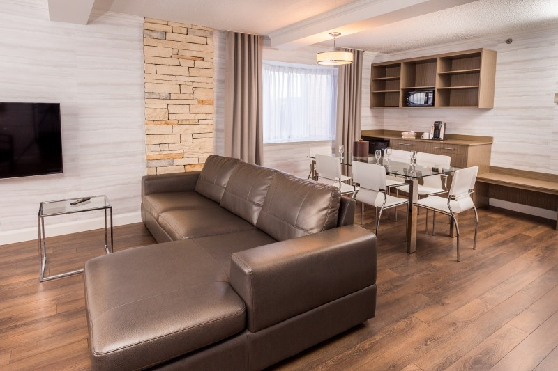 Corporative suite | Hôtel Rimouski