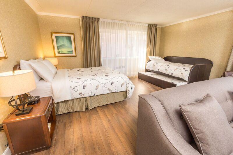Family Suite | Hôtel Rimouski