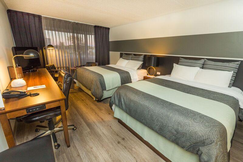 Standard room | Hôtel Rimouski