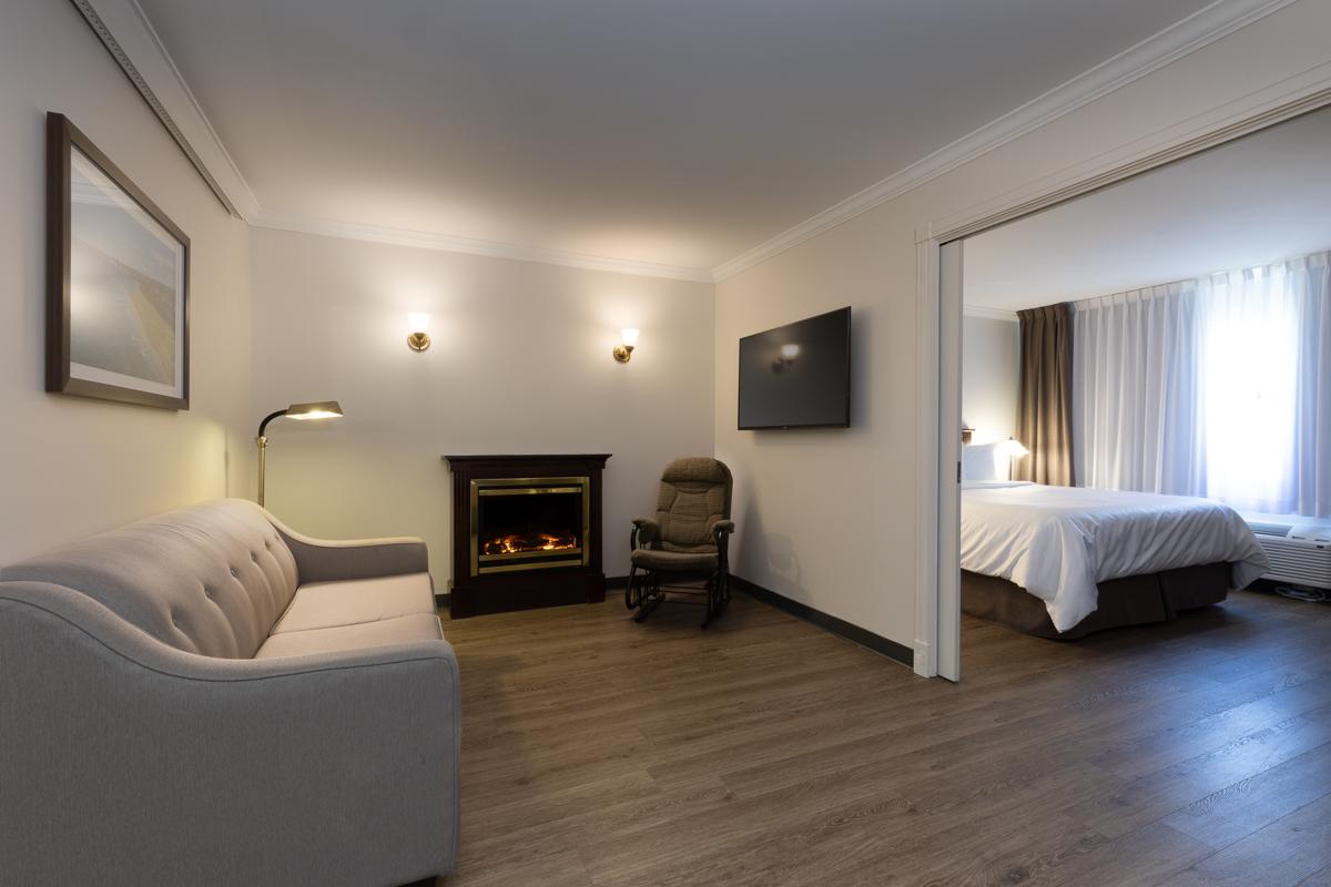 Suite exécutive | Hôtel Rimouski