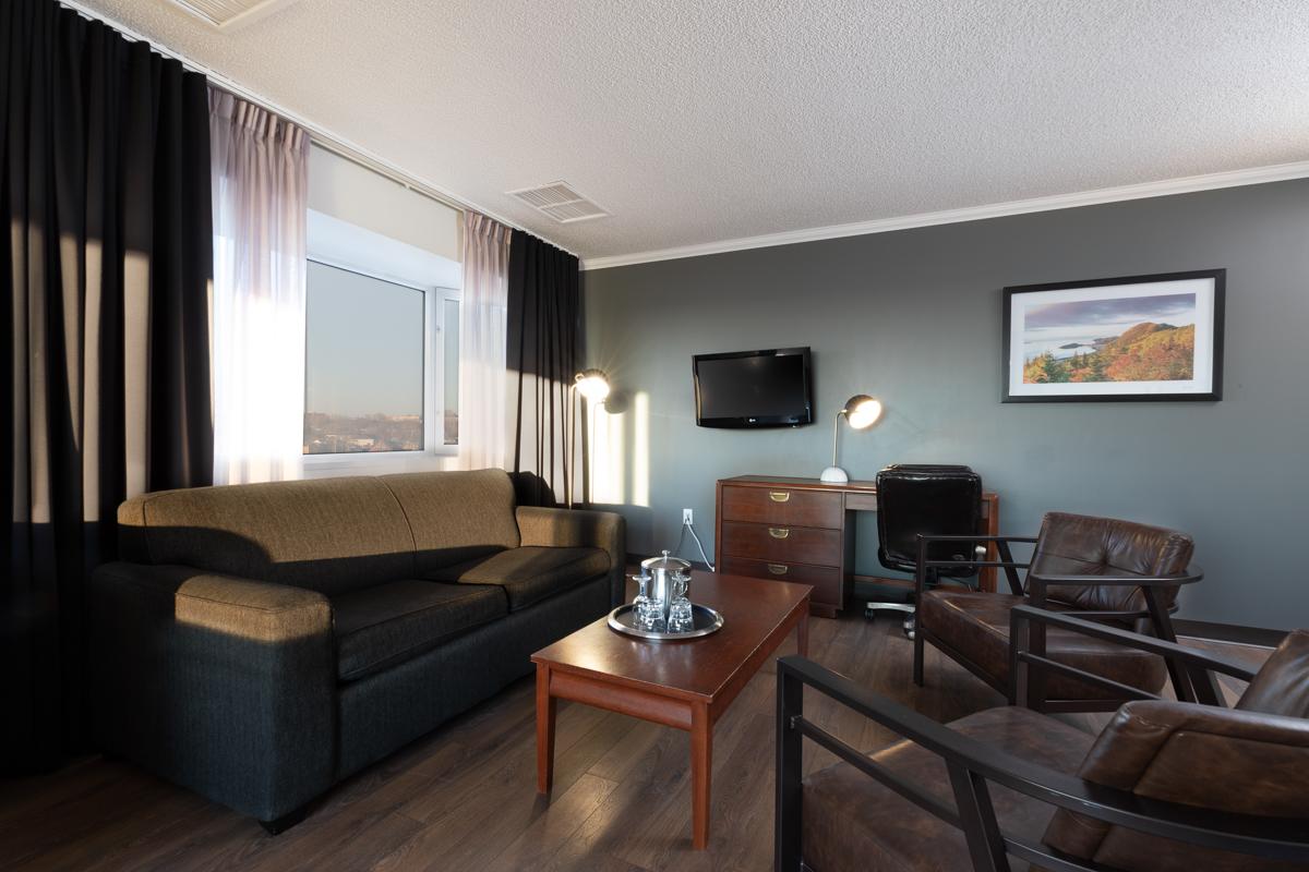 Suite familiale | Hôtel Rimouski
