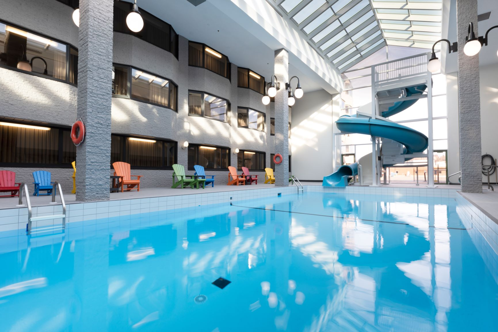 Piscine | Hôtel Rimouski